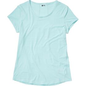 Marmot Aura T-shirt Dames, blauw